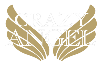 Crazy Angel Tanning Logo
