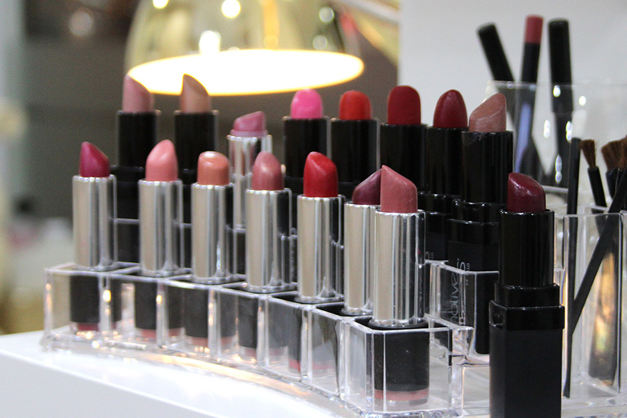 Lipstick and Makeup at Woking Beauty Salon